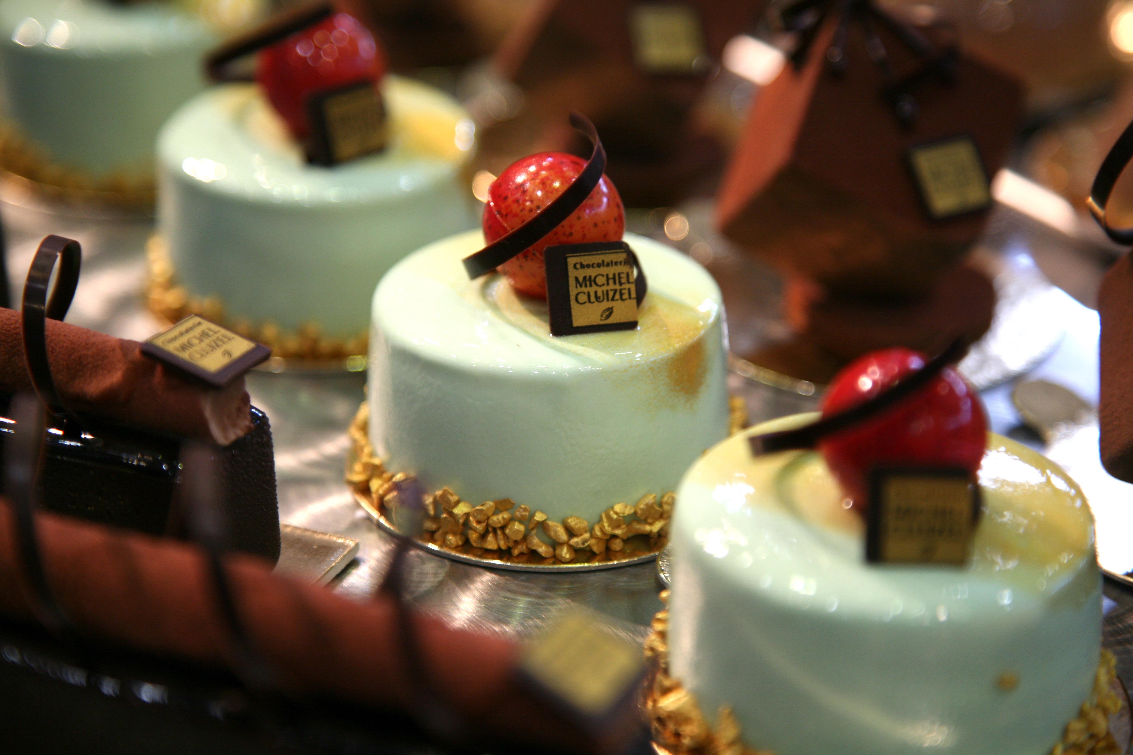 Gastronomia um festival de doces 7 em 1 for Cuisine patisserie
