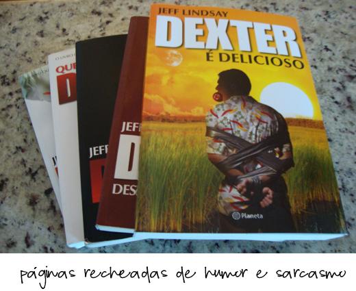 Livros da minha coleção. :)