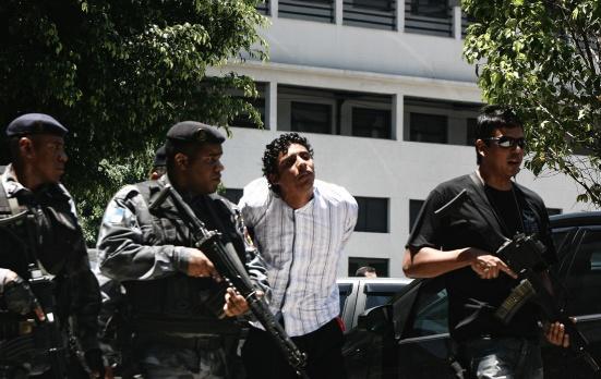 Prisão do Nem, chefe do tráfico na Rocinha