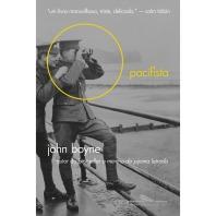 capa - O Pacifista - John Boyne