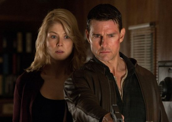 Cena do filme JACK REACHER 1