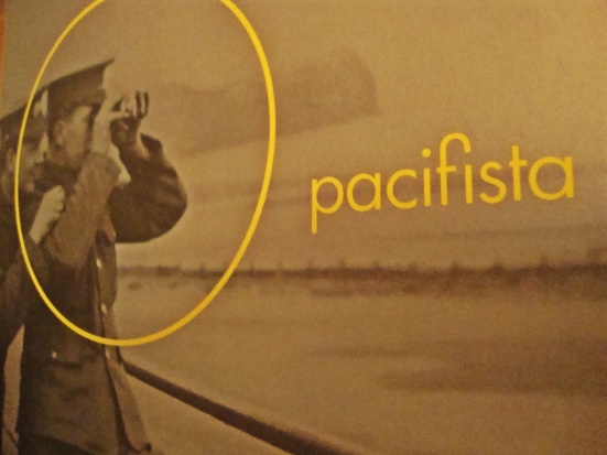 o pacifista