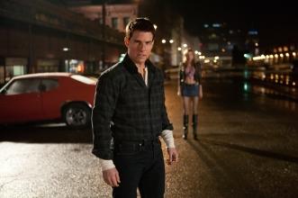Tom Cruise em JACK REACHER