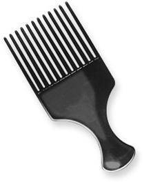 Garfos para cabelos