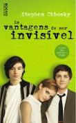 As Vantagens de Ser invisível - Capa livro