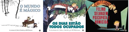 Calvin e Haroldo livros 1
