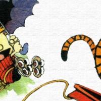 O fantástico mundo de Calvin e Haroldo